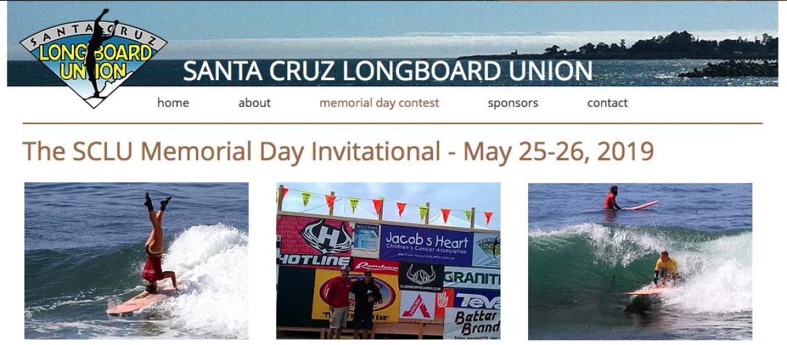 Santa Cruz Longboard Union Memorial Day Classic