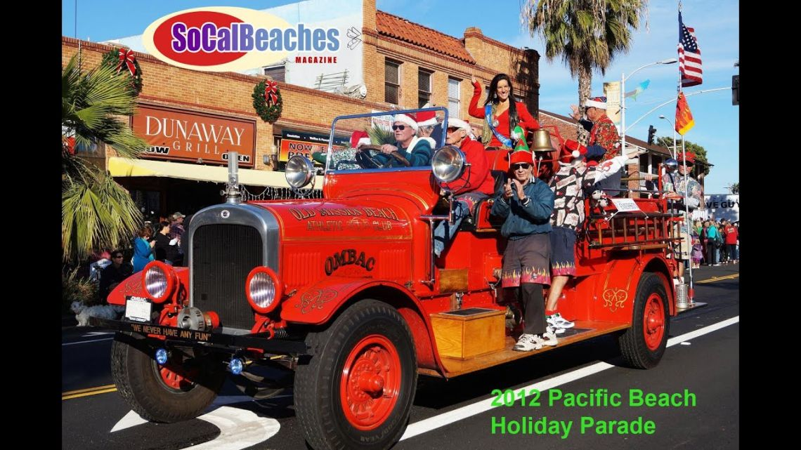 PB Holiday Parade